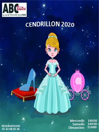 CENDRILLON 2020